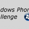 Challenge Développement Windows Phone 7