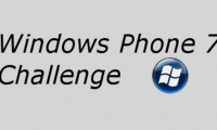 Challenge Développement Windows Phone 7