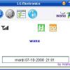 Partager la connexion WANA du modem LG dans un réseau local