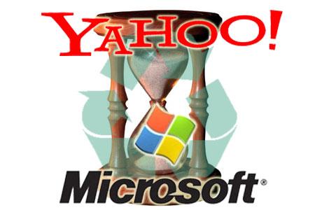 alliance yahoo microsoft