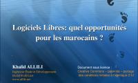 Logiciels libres quel opportunitès pour les marocains